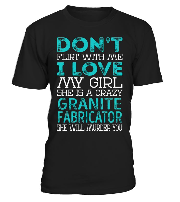 Granite Fabricator - Crazy Girl #GraniteFabricator