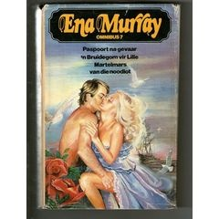 Ena Murray - Omnibus 7 The Book that inspired me to publish my fist book