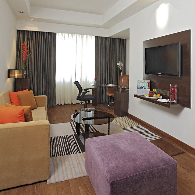Living Room - Junior Suite