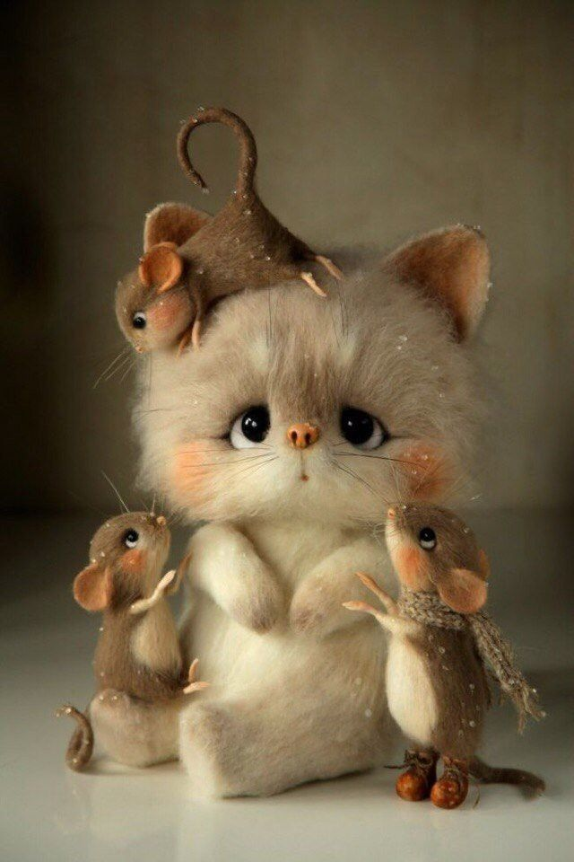 *NEEDLE FELTED ART