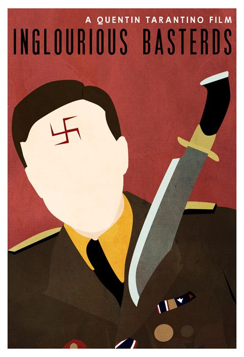 Inglourious Basterds | #movieposter
