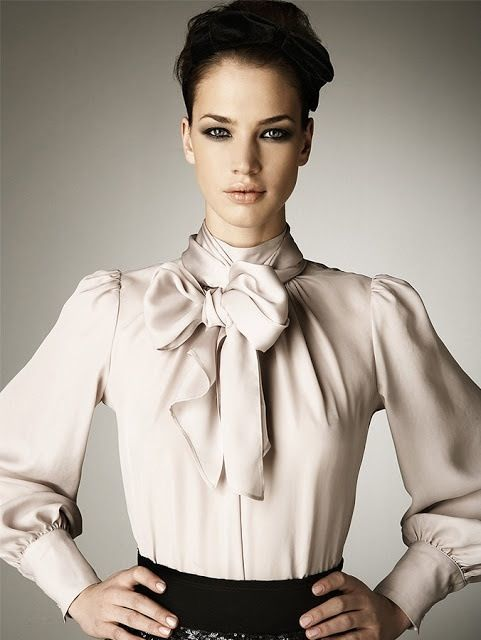 Trend Alert: Pussybow Blouse – Fashion Style Magazine - Page 5