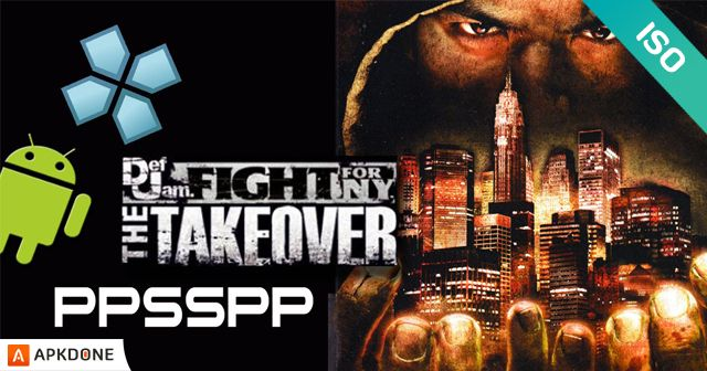 Download Def Jam Fight For Ny The Takeover Apk Obb Data Iso