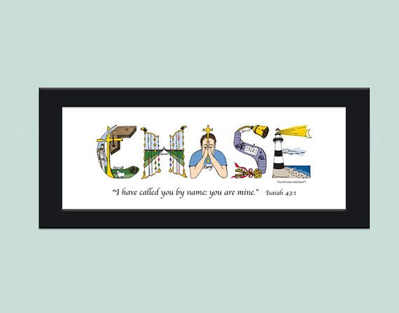 22 best baby gifts images on pinterest artwork ideas boy or personalized baby boy gift new nursery by thechristianalphabet matted print only 2995 negle Image collections