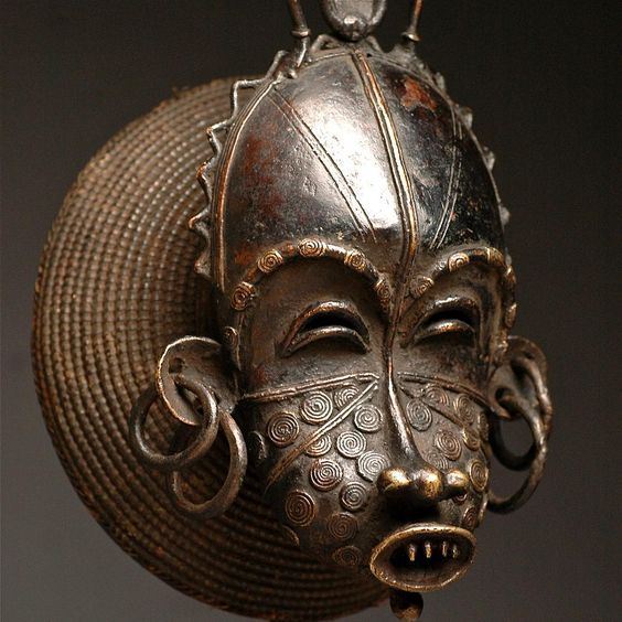 from the Tikar people (aka Tikari, Tikali, Tingkala, Ndop, Ndome), Cameroon