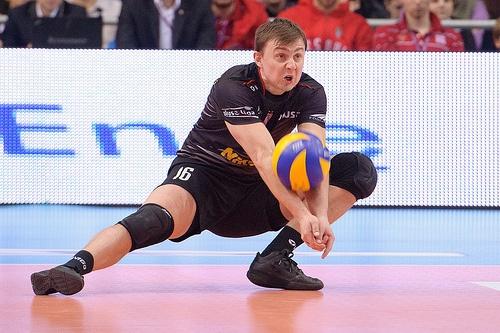 Krzysztof Ignaczak of Resovia Rzeszow Fot. Mariusz Pałczyński / http://www.facebook.com/MariuszPalczynskiPhotography