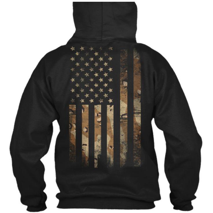 Camo Flag America