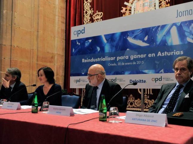 """Jornada APD y Deloitte España: La industria reclama un marco energético """"predecible"""" para invertir"""