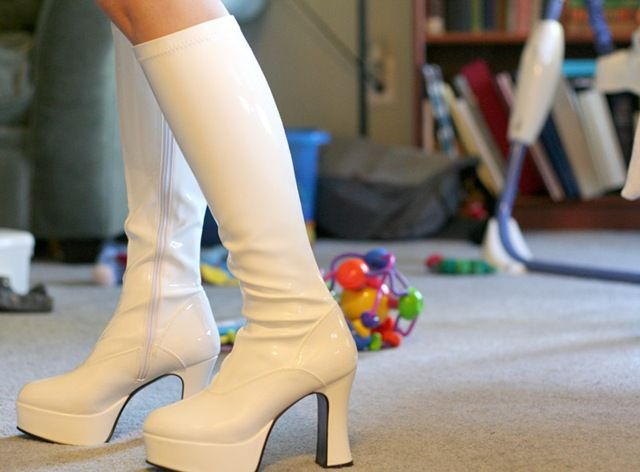 14 best Go go boots images on Pinterest | Go go boots, Costume ideas ...