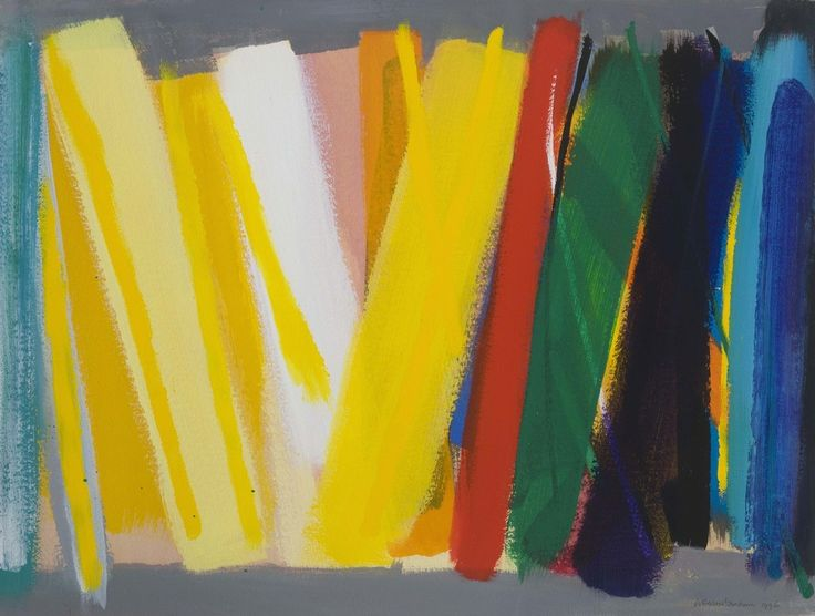 Wilhelmina Barns-Graham, 'Untitled - Scorpio series ', 1996