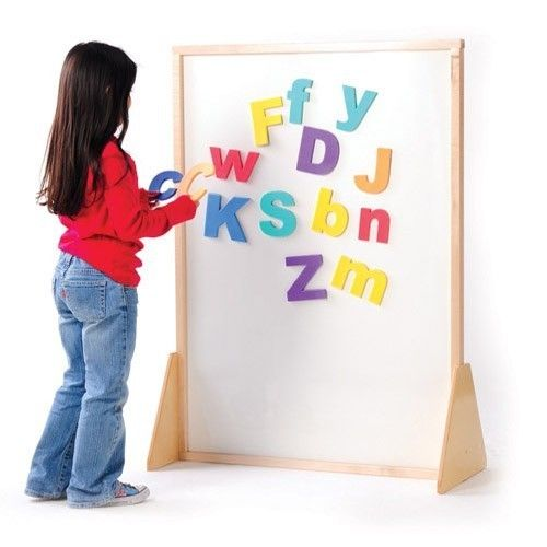 giant magnetic foam letters