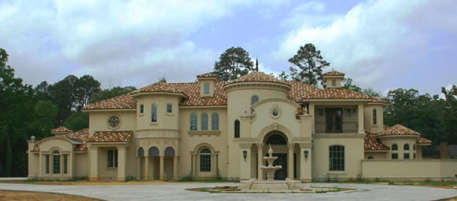 Luxury House Blueprint Plans Luxury Home Plans For French