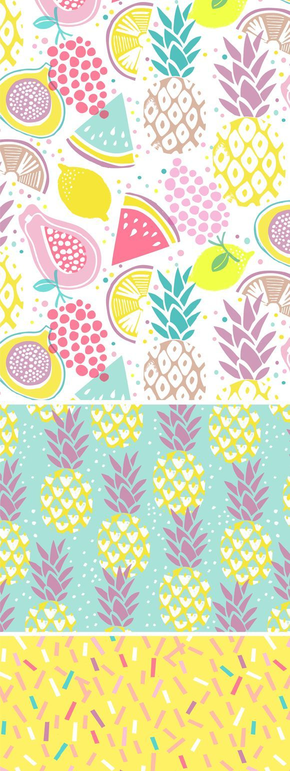 Tropical fruit by Wendy Kendall