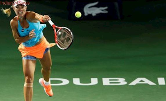 Elina Svitolina beats Angelique Kerber and will face Caroline Wozniacki in final