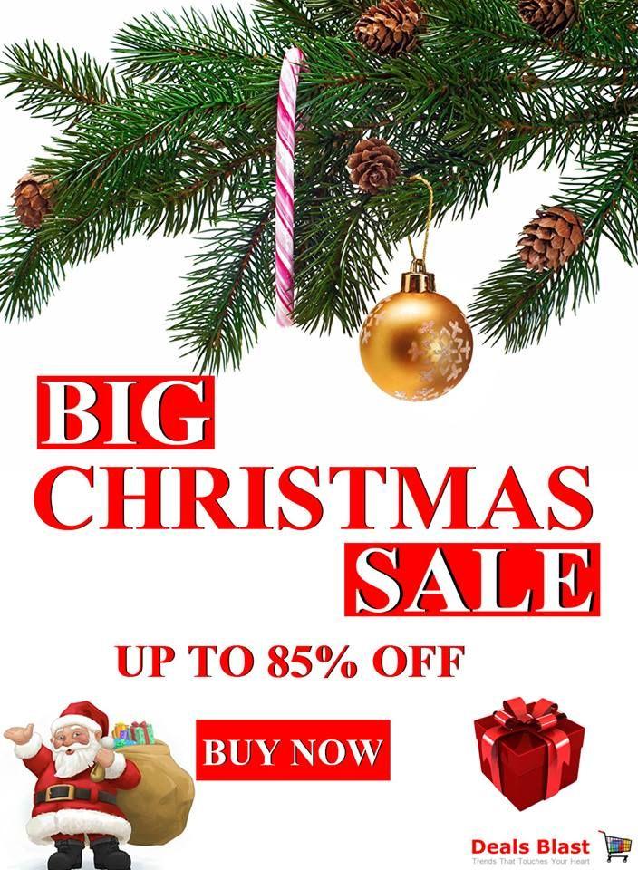 Deals Blast Christmas 2017 Sales: Christmas Sales & Deals