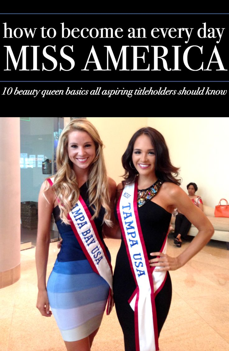 10 must-know tips for every aspiring titleholder