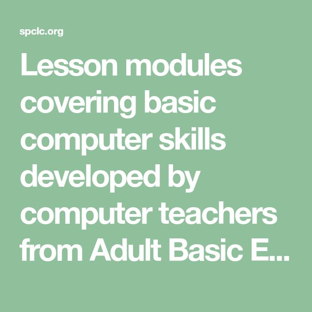the role of adult basic and literacy Adult basic literacy tutor training workhsop literacy can mean many things to many people a literate, well-educated person from 1946 would find it difficult to decipher some of attitude also plays an important role in adult literacy an adult who manages to make a decent wage will often not view.