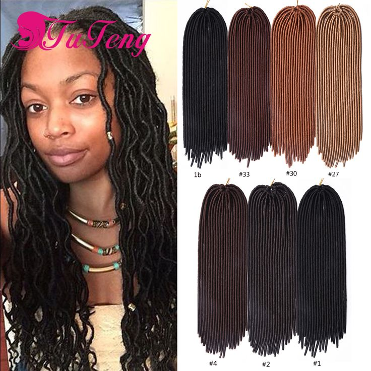 Crochet Hair Distributors : Hair Information about Crochet Braids Goddess Faux Locs Crochet Hair ...