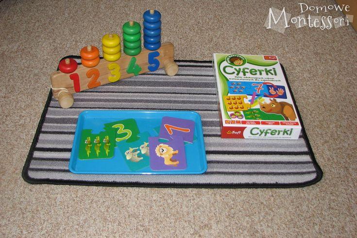 Gry i zabawki do nauki liczenia