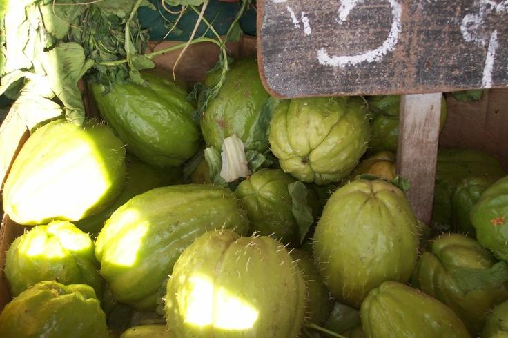 Kaiwa, muy rica para ensaladas o rellenas