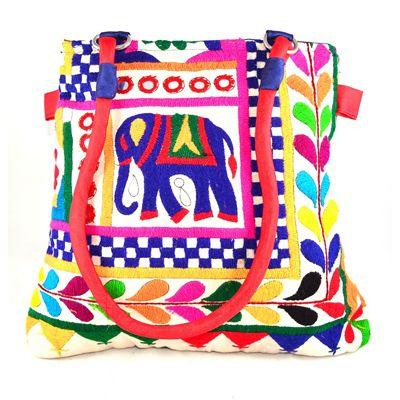 Buy Styleincraft MultiColor Handbag by Shfina Exports, on Paytm, Price: Rs.999?utm_medium=pintrest #buyhandbagsonline #HandmadeHandbags #authenticdesignerhandbags #womenswallets #pursesonline #handmadeitems #Styleincraft   For More Please Visit: www.styleincraft.com Call/ WhatsApp:- +91 9978597506