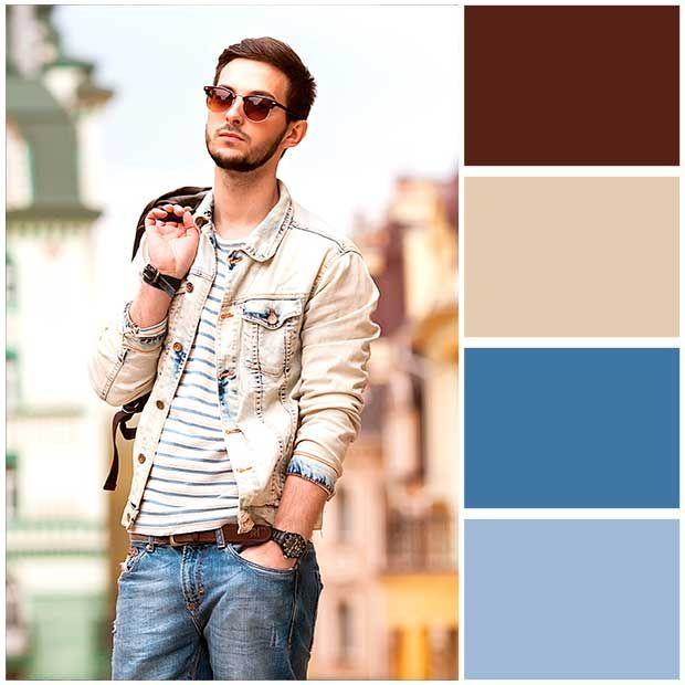 Combinar colores de ropa hombre como combinar colores de ropa para hombre 006                                                                                                                                                                                 Más