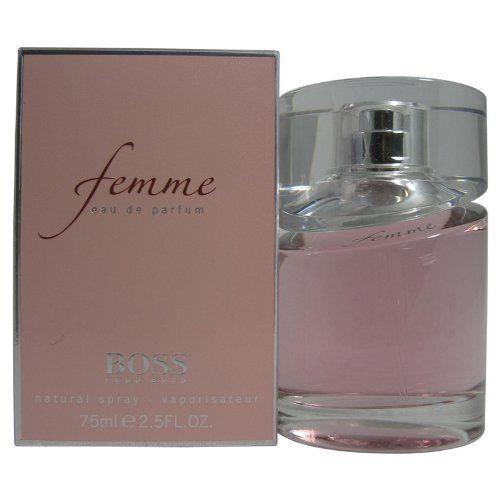 Hugo Boss Femme Eau De Parfum Spray 75ml, http://www.amazon.co.uk/dp/B000WZIX0W/ref=cm_sw_r_pi_awdl_ciDqtb0BNS6BV