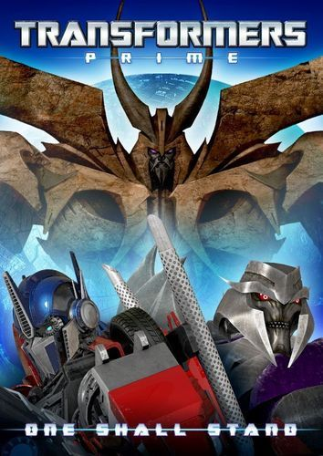 Transformers Prime: One Shall Stand [DVD]