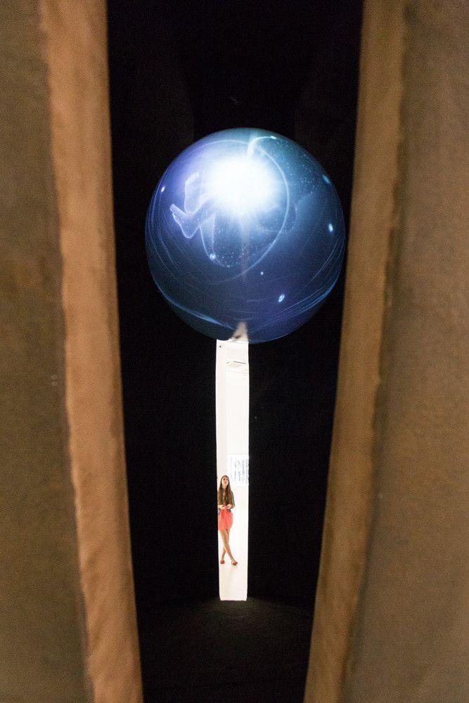 Gallery of Gallery: The Top 5 Milan Expo Pavilions - 64 은근 멋있는 지름 180cm의 iSphere 180입니다.