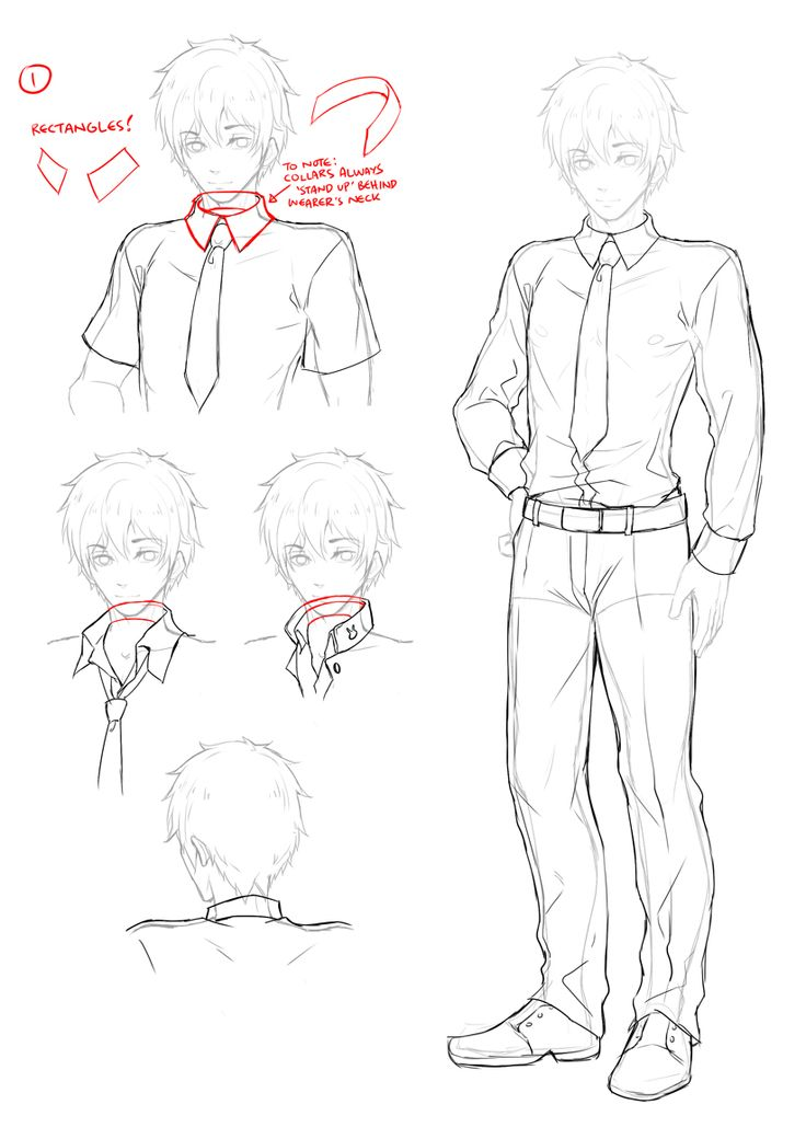 How to draw clothes + folds | By Circus-Usagi | World Manga Academy #WMA #art #illustration #イラスト