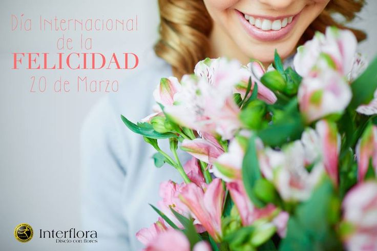 Interflora España, International Day of Happiness adv.