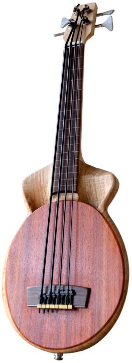 David Iriguchi Bass Ukulele #LardysUkuleleOfTheDay ~ https://www.pinterest.com/lardyfatboy/lardys-ukulele-of-the-day/ ~