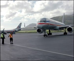 American Airlines' Jets In St. Kitts - #Nevis  http://nevisblog.com/american-airlines-begins-new-flights-to-st-kitts-nevis.html