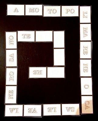 Il domino delle sillabe - Il riflesso del porto sicuro - Dott.ssa Eleonora Arata - Psicologa Torino