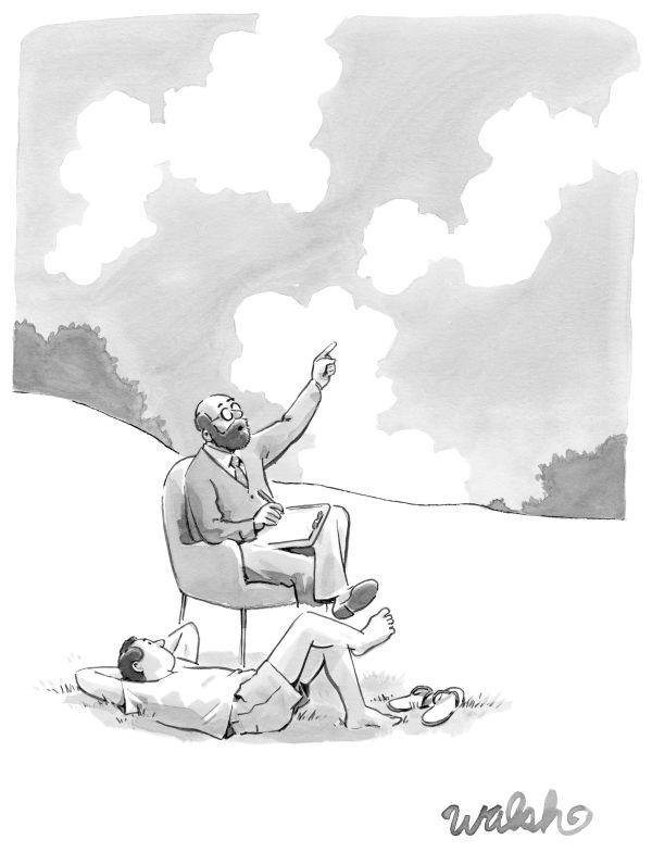 Sex new yorker cartoons posters art