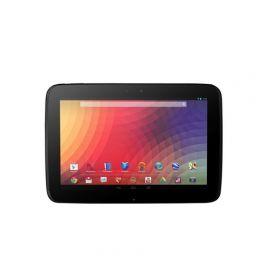 """Samsung 10, Nexus. Produttore processore: Samsung, Processore: Exynos 5250, Architettura processore: ARM Cortex-A15. Ram installata: 2 Gb. Capacità memoria interna: 32 Gb, Tipologia disco rigido: Flash. Dimensioni schermo: 25,4 Cm (10 """"), Risoluzione: 2560 x 1600 Pixels, Tecnologia display: PLS. Risoluzione fotocamera posteriore: 5 MP, Risoluzione fotocamera posteriore: 2592 x 1036 Pixels, Risoluzione acquisizione video: 1920 x 1080 Pixels. Il prezzo? Clicca sull'immagine all'interno!"""