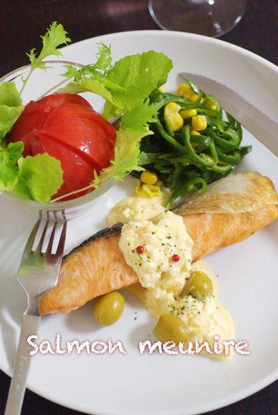 鮭のムニエルも作り置きです♪ by P子さん | レシピブログ - 料理 ...