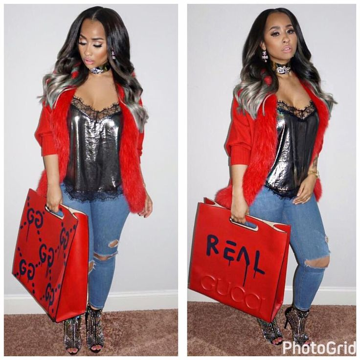 """87.2k Likes, 671 Comments - Tammy Rivera Malphurs (@charliesangelll) on Instagram: """"My dreams are extra Large like my bag.. ❤️ @sophiemua on the beat"""""""
