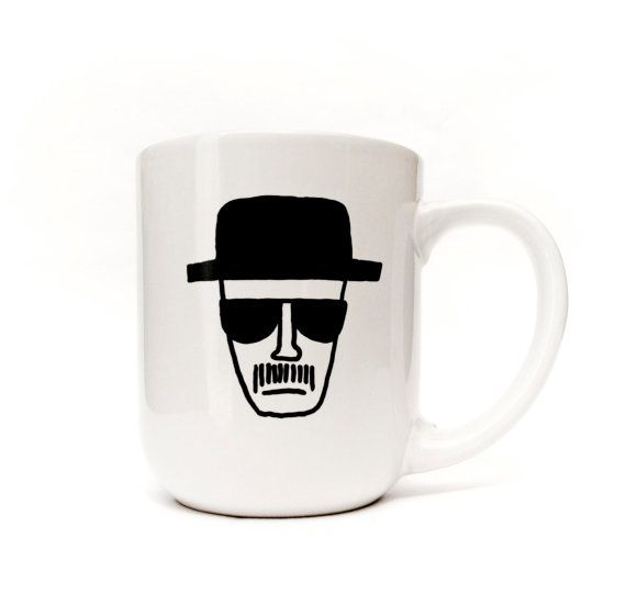 What would Heisenberg do - Large 16 oz Breaking Bad Mug