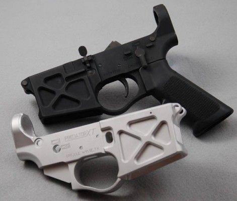 Predator XT Billet AR Lower by Stiller's Precision #ar15 #guns #ar15lower