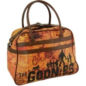 "If you know me, Goonies stuff is always a ""WHISPER"" away... monstroshop.com Goonies Bag"