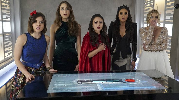 Pretty Little Liars Season 6 Episode 10 S6E10 #tv #tvseries #tvshow #mustwatch