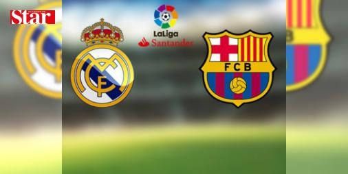 El Clasico saat kaçta? Real Madrid Barcelona maçı ne zaman hangi kanalda?: El Clasico saat kaçta başlayacak? Tüm dünyada sonucu merakla beklenen Real Madrid Barcelona maçı için geri sayım başladı. İspanya La Liga'nın iki devini karşı karşıya getirecek bu karşılaşma, dünyanın birçok ülkesinde kendisine izleyici buluyor. Peki, Real Madrid Barcelona maçı ne zaman hangi kanalda saat kaçta? Dev maçın tarih ve saat bilgisinin yanı sıra, El Clasico şifresiz mi sorusuna Türk futbolseverler yanıt…