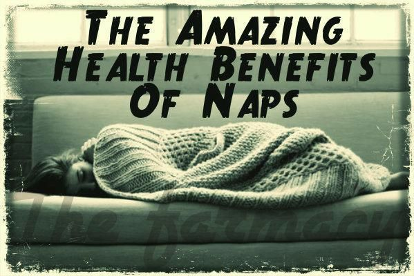The Amazing Health Benefits of Naps on Real Farmacy