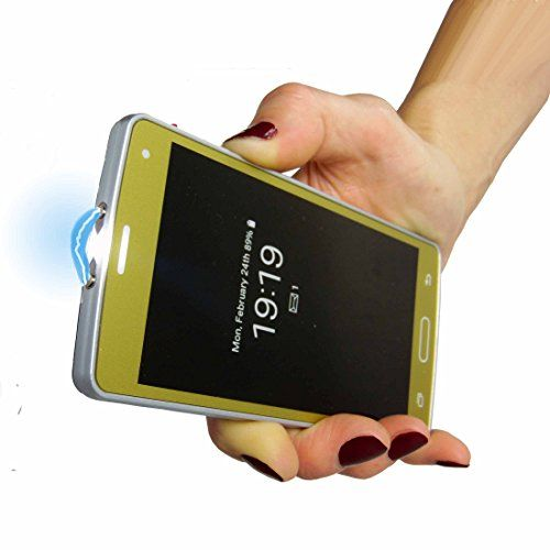 Solar Phone Charger by Compakit | Huge Capacity 16000 mAh