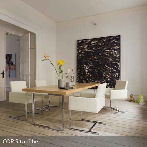 Esszimmermöbel weiß modern  Die besten 25+ Esszimmermöbel Ideen auf Pinterest | Goldene ...