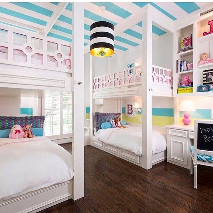 Best 25 teen shared bedroom ideas on pinterest shared - Shared bedroom ideas for small rooms ...