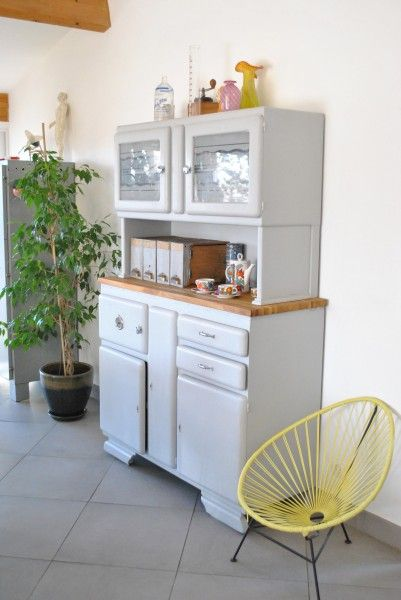 25 best ideas about vintage kitchen cabinets on pinterest - Meubles de cuisine vintage ...