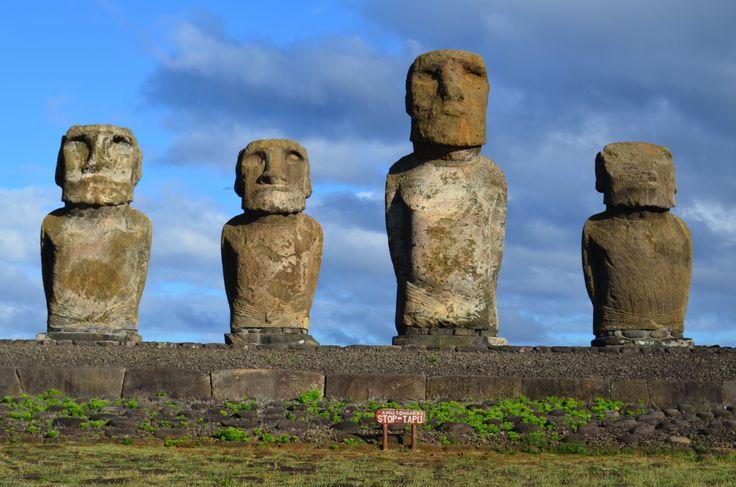 Dancing Like a Rapa Nui #TravelStories #EasterIsland #RapaNui