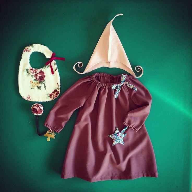 @latestatralenuvole winter collection ❄️ #kidscouture #dressforgirl #kidswear #kidsfashion #babybib #dummy